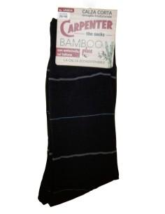 Carpenter-BAMBOO - CALZA CORTA-Calza corta in bamboo, leggera.